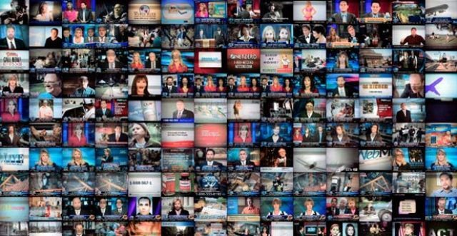 The mainstream media script - mind-control