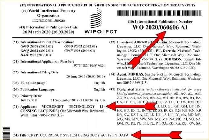 Micro-Chip Patent