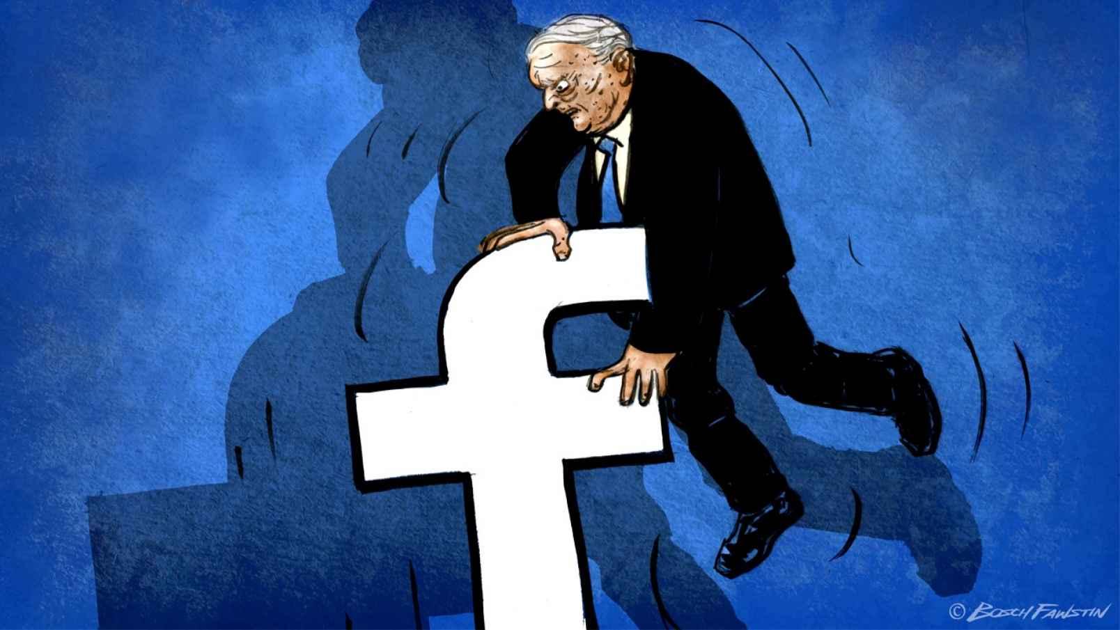 Facebook-Soros