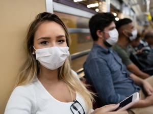 Coronavirus Masks for-all not based on sound data