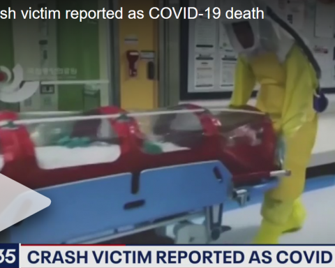 Crash Victim - Coronavirus